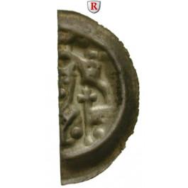 Hildesheim, Bistum, Heinrich I., Brakteatenhälfte, ss