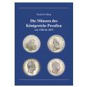 Literatur, Deutsche Münzen, Olding, Manfred, Münzen des Königreichs Preußen