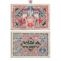 Notgeld der besonderen Art, Bielefeld, 25 Mark 15.7.1921-1.4.1922, I