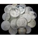 Münzen der Welt, Diverse Herrscher, Diverse Nominale, 450,0 g fein