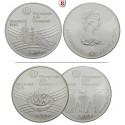 Kanada, Elizabeth II., 5 Dollars 1973-1976, 22,48 g fein, st/PP
