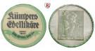 Städtenotgeld Deutschland, Westfalen, Gebrüder Kümpers, 100 Pfg. Kapselgeld o.J., vz-st