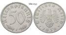 Drittes Reich, 50 Reichspfennig 1940, D, ss, J. 372