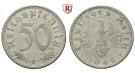 Drittes Reich, 50 Reichspfennig 1940, G, ss, J. 372