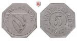 Städtenotgeld Deutschland, Elsaß-Lothringen, 5 Pfennig 1917, f.st