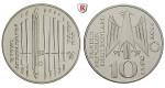 Bundesrepublik Deutschland, 10 Euro 2014, 300 Jahre Fahrenheit-Skala, J, bfr.