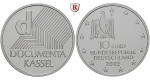 Bundesrepublik Deutschland, 10 Euro 2002, Documenta., J, bfr., J. 492