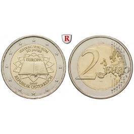 Österreich, 2. Republik, 2 Euro 2007, bfr.