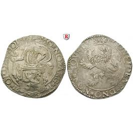 Niederlande, Holland, Löwentaler 1601, ss-vz