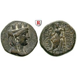 Kilikien, Mopsuestia - Mopsos, Bronze 164-27 v.Chr., ss+/ss