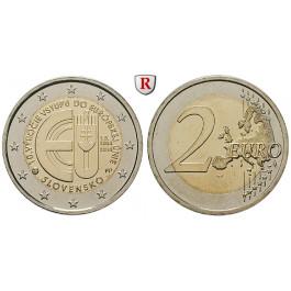 Slowakei, 2 Euro 2014, bfr.