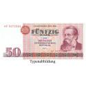 DDR, 50 Mark 1971, I-, Rb. 360d