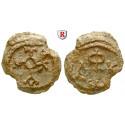 Byzanz, Bleisiegel, Bleisiegel 7. Jh., f.ss