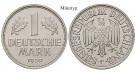Bundesrepublik Deutschland, 1 DM 1972, J, st, J. 385