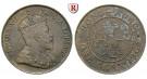 Hong Kong, Edward VII., Cent 1904, ss+