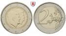 Niederlande, Königreich, Willem Alexander, 2 Euro 2014, bfr.