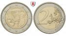Österreich, 2. Republik, 2 Euro 2016, bfr.