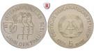 DDR, 5 Mark 1975, Jahr der Frau, st, J. 1558