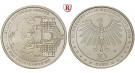 Bundesrepublik Deutschland, 10 Euro 2003, Gottfried Semper, G, bfr., J. 503