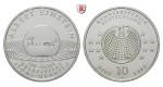 Bundesrepublik Deutschland, 10 Euro 2005, Albert Einstein, J, PP, J. 514