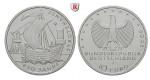 Bundesrepublik Deutschland, 10 Euro 2006, 650 Jahre Hanse, J, PP, J. 523