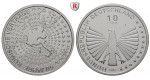 Bundesrepublik Deutschland, 10 Euro 2007, F, bfr., J. 527