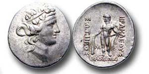 Dionysos - Der Gott des Weines