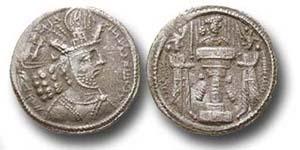 Die Sasaniden - Die ewigen Feinde des römischen Imperiums