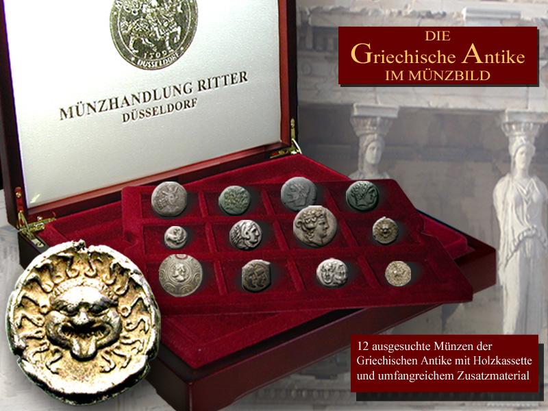 Das Geld Der Griechen Griechische Sammlungen Sammelsysteme