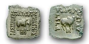 Die Nachfolger des großen Alexander in Baktrien