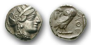 2. Die Eulen aus Athen