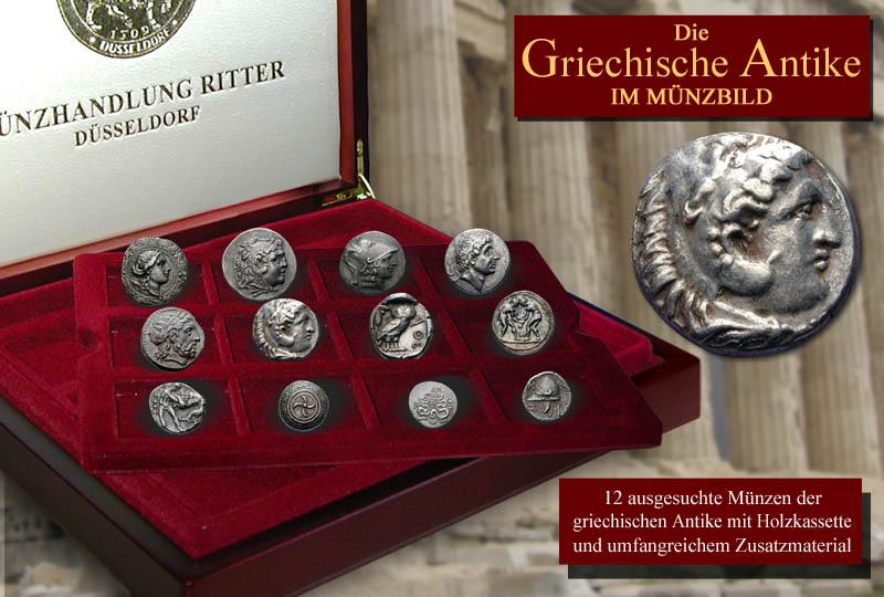 Das Silbergeld Der Alten Griechen Griechische Sammlungen