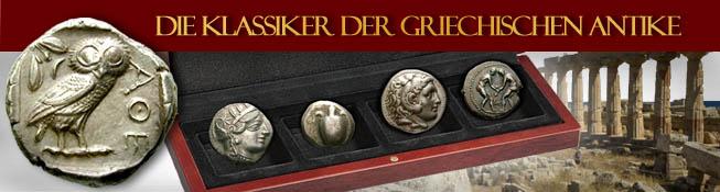 Die Klassiker der griechischen Antike