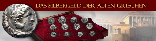 Das Silbergeld der alten Griechen