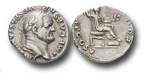 Vespasian - Der Erbauer des Kollosseums