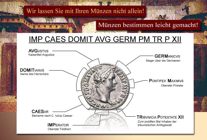 Die Römischen Kaiser Im Münzbild Römische Sammlungen Sammelsysteme