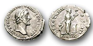 Antoninus Pius - Der Friedenskaiser