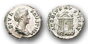 Faustina I. - Gattin des Antoninus Pius
