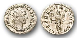 Philippus I. - Das ewige Rom