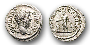 Septimius Severus - Erster Kaiser aus Afrika