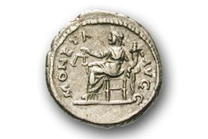 Moneta - Herrin des Geldes