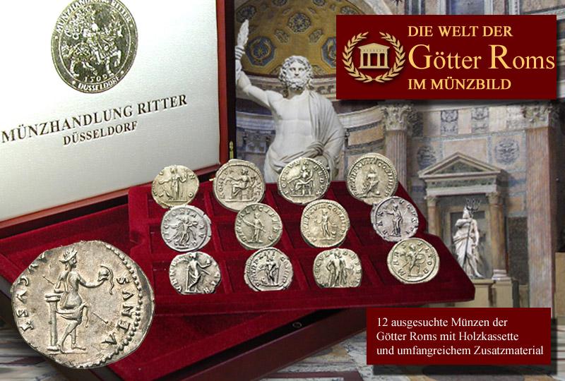 Die Götter Roms Römische Sammlungen Sammelsysteme