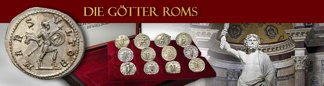 Die Götter Roms