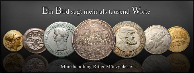 Münzhandlung Ritter Münzgalerie