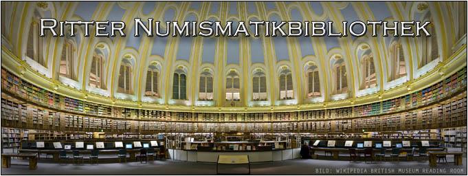 Münzhandlung Ritter Numismatikbibliothek