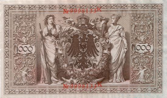 1910 - 04 - April - Schutz vor Devisenspekulanten