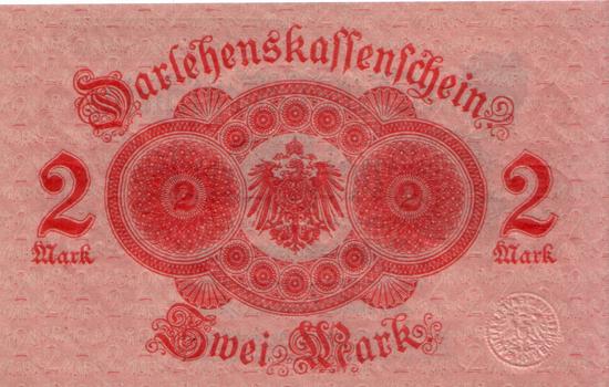 1914 - 08 - August - Von Rot nach Blau