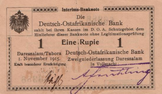 1916 - 02 - Februar - Interimsgeld mit langer Gültigkeit