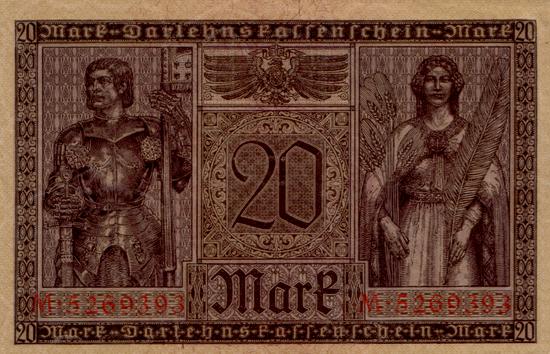 1918 - 02 - Februar - Mythologische Anspielungen?