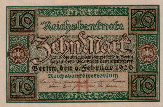 1920 - 02 - Februar - Das Pantographenmuster